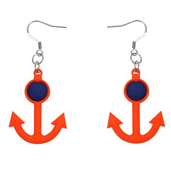 Marina Ear Orange