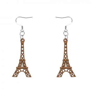 Tour Eiffel Ear Gold