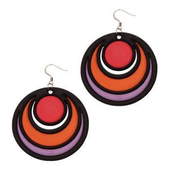 8-01-03-01-red_orange_pink_purple_dancing_circles_earrings_2